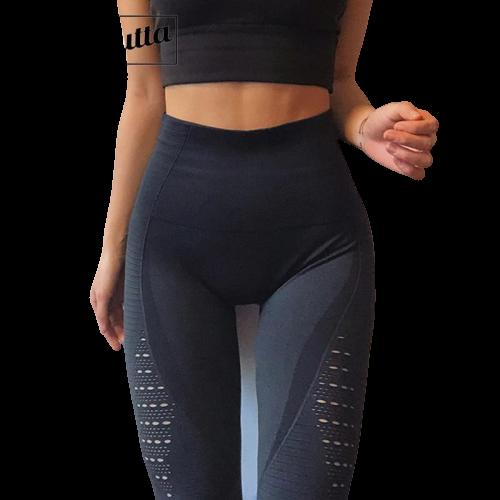 legging yoga cycliste sport ventre
