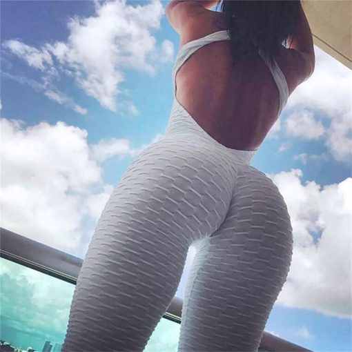 Legging Sexy Taille Haute Habillé