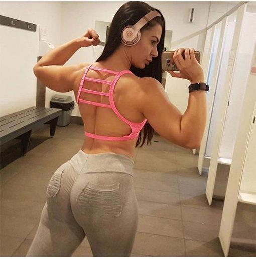 Legging Femme Musculation light gray S light gray M light gray L light gray XL