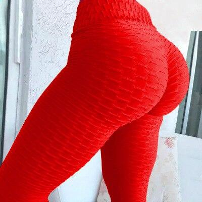 Legging Fitness red S red M red L red XL