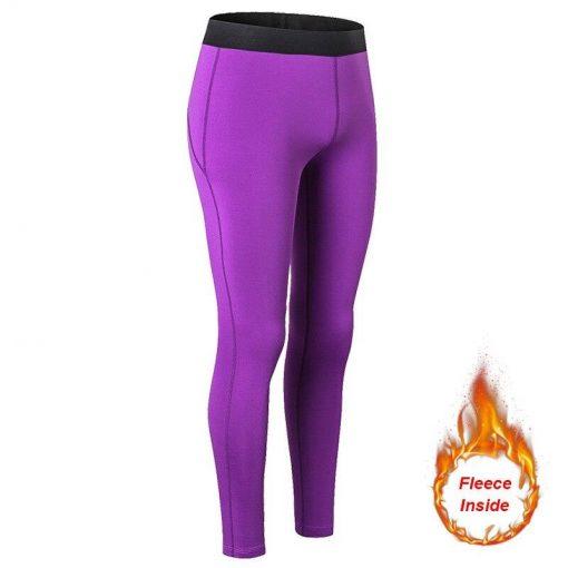 Legging Course Hiver purple Asian size S purple Asian size M purple Asian size L purple Asian size XL purple Asian size XXL