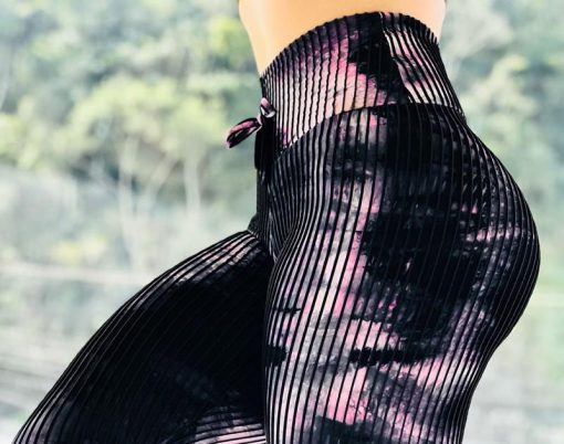 Femme En Legging Imprimer