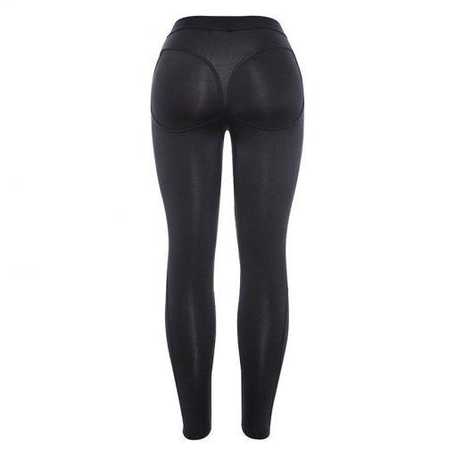 Pyjama Legging Femme Black S Black M Black L Black XL