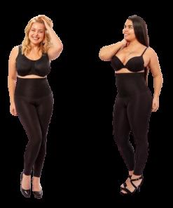 legging anti cellulite grande taille faconnage