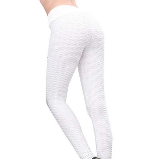 Legging Pantalon Compression White S White M White L White XL