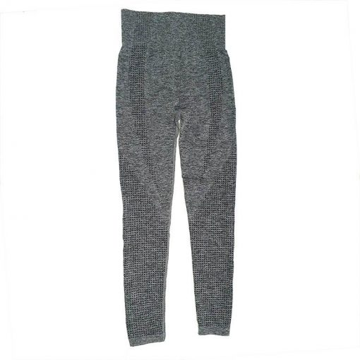 Legging Yoga Coloré Sport 9149 Dark Grey S 9149 Dark Grey M 9149 Dark Grey L