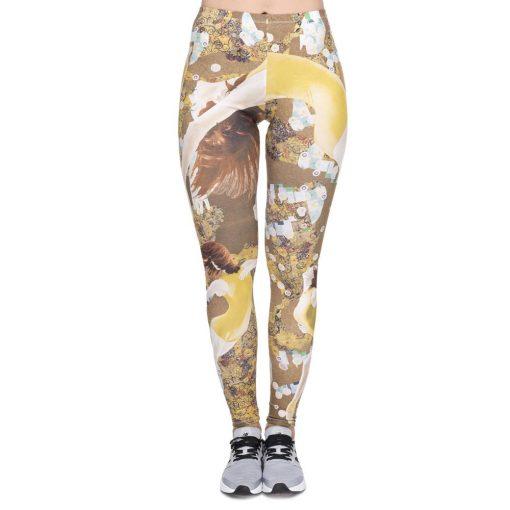 Legging Danse Femme lga46236 Taille unique (adaptable)