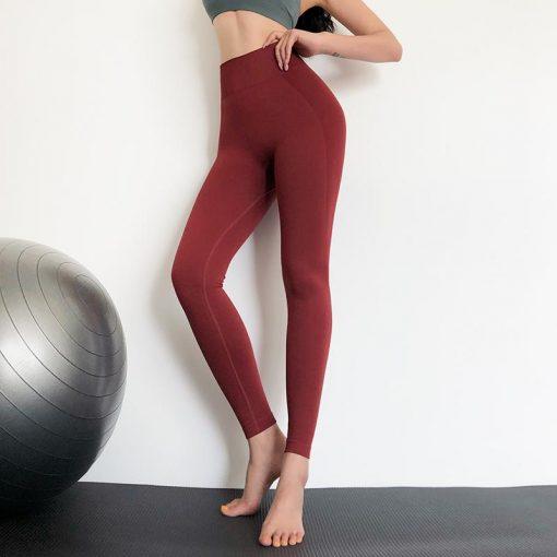 Legging Femme Taille Haute