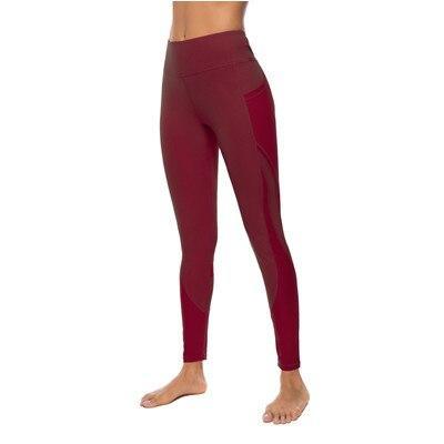 Legging Sport Taille Haute Poche 04 S 04 M 04 L 04 XL