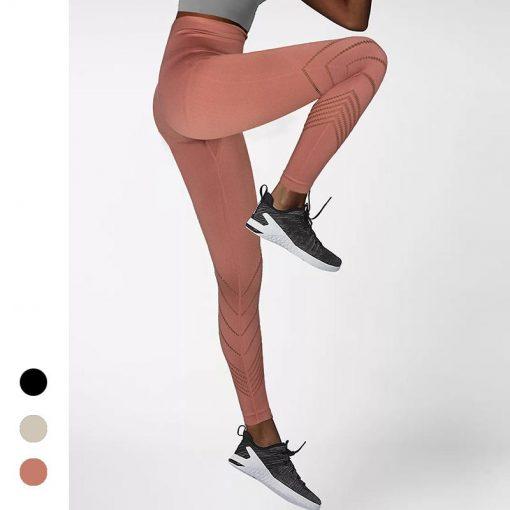 Legging Enfant Sport Orange S Orange M Orange L