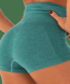 legging court femme sport