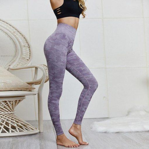 Legging Anti Cellulite Sport purple leggings S purple leggings M purple leggings L