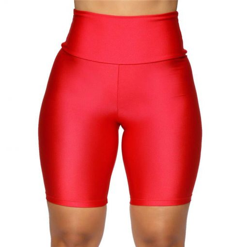 Legging Short Femme Red S Red M Red L Red XL
