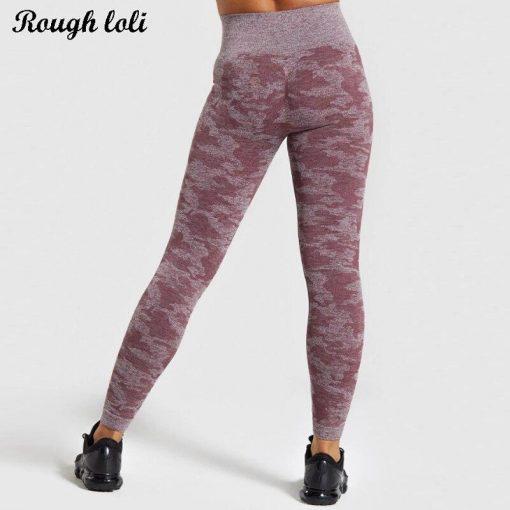 Camouflage Sport Legging