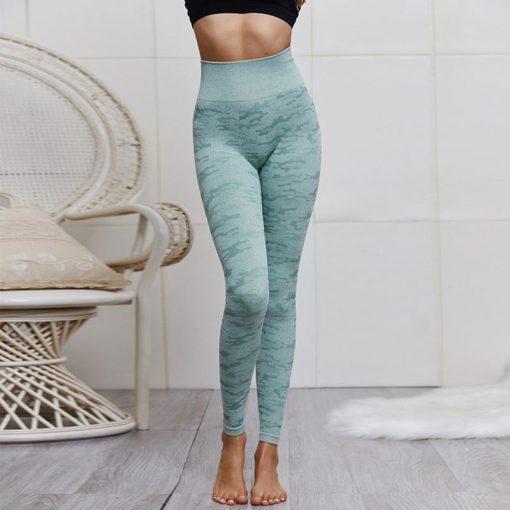 Legging Anti Cellulite Sport green leggings S green leggings M green leggings L