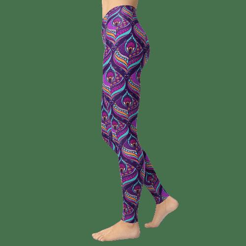 legging azteque femme motifs