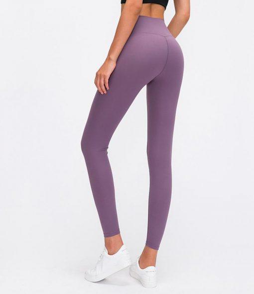 Legging Classique Femme purple XS purple S purple M purple L
