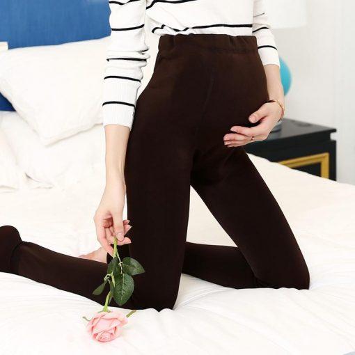 Legging Laine Chaud Grossesse coffee XS coffee S coffee M