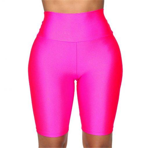 Legging Short Femme Pink S Pink M Pink L Pink XL