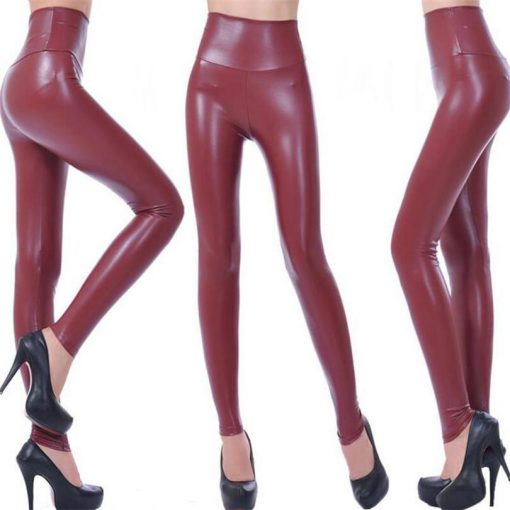 Legging Collant Bandes K013 Wine red S K013 Wine red M K013 Wine red L K013 Wine red XL K013 Wine red XXL K013 Wine red Taille Unique (extensible)
