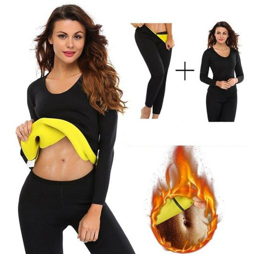 legging yoga sport femme sauna