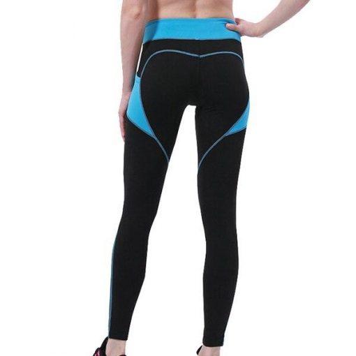 Legging Sport Motif Blue 3061 S Blue 3061 M Blue 3061 L Blue 3061 XL
