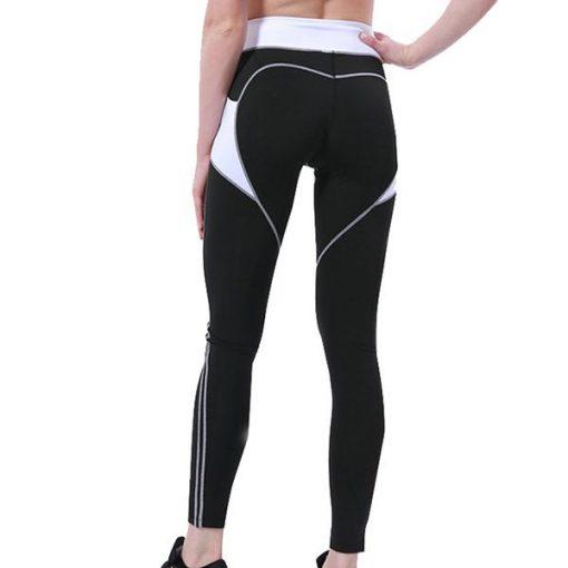 Legging Sport Motif White 3061 S White 3061 M White 3061 L White 3061 XL