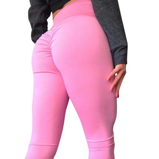 Croquis Legging Fitness Pink S Pink M Pink L Pink XL